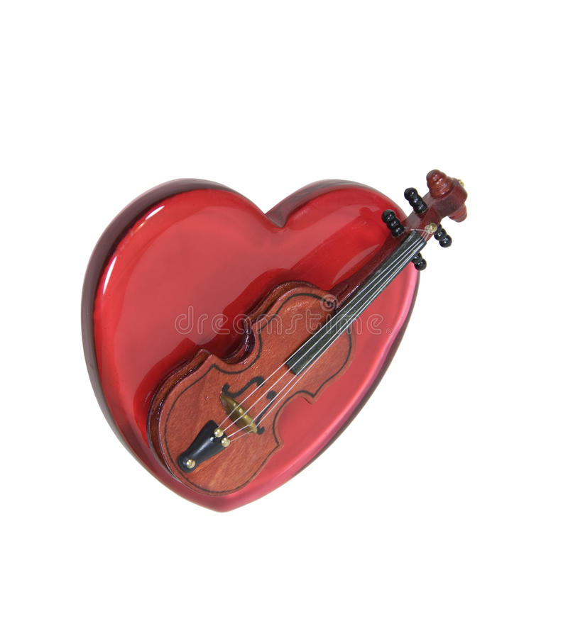Download Love of music stock photo. Image of guitar, valentines - 10738268