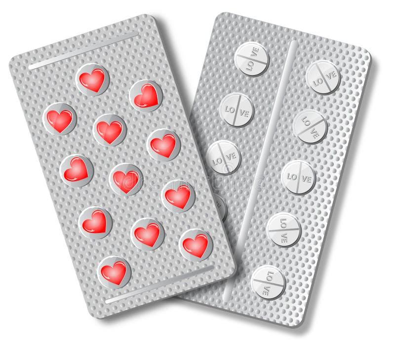 Download Love pills stock vector. Image of heal, nurse, hospital - 18143483