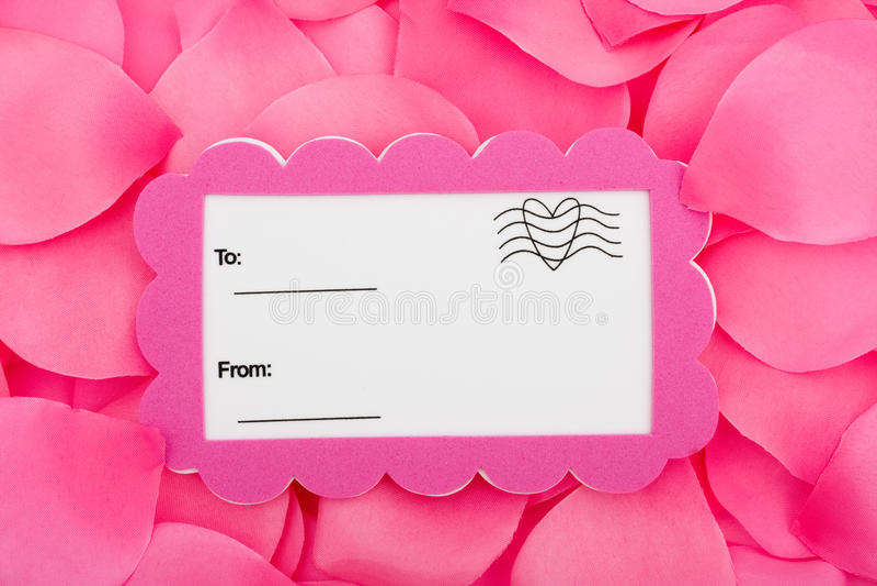 Download Love Postcard stock photo. Image of word, write, valentine - 10900106