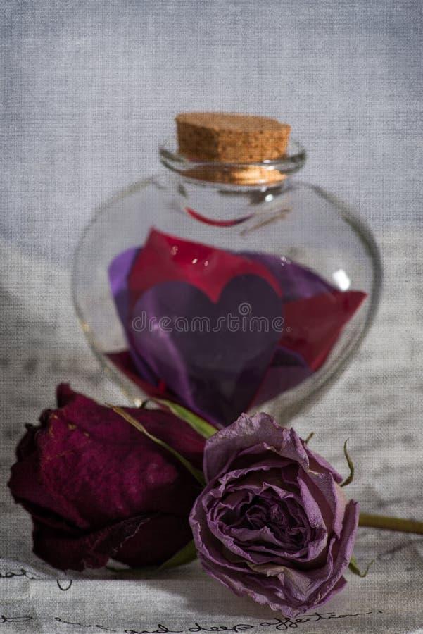 Love potion royalty free stock photo