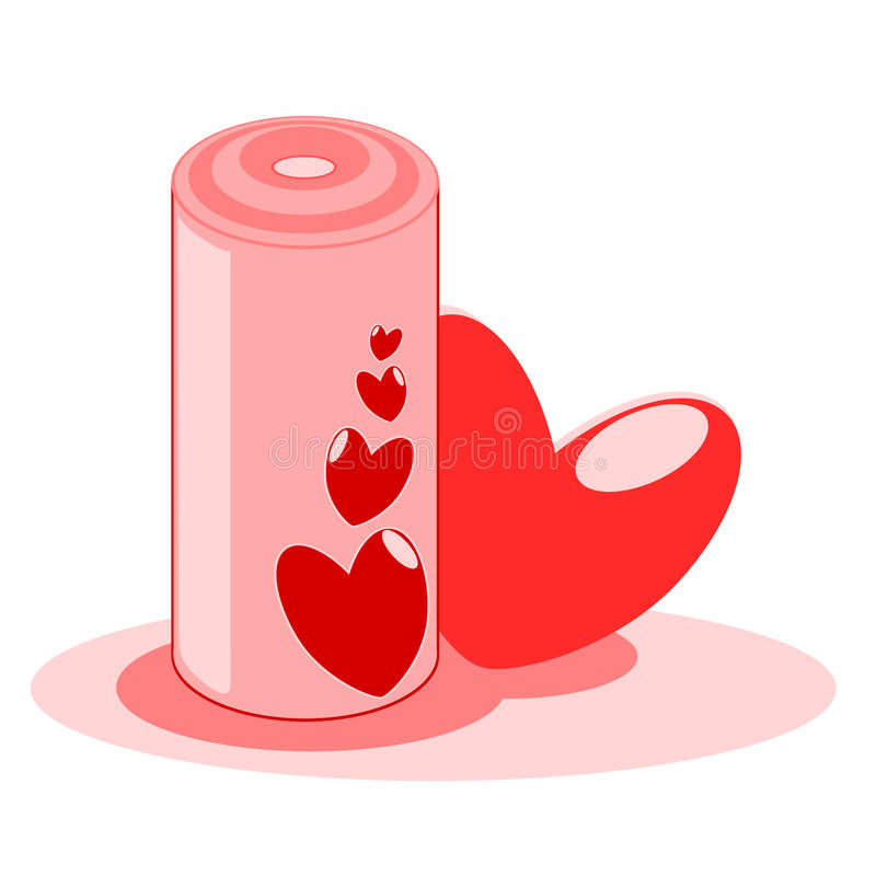 Download Love power stock vector. Illustration of isolated, icon - 28852514