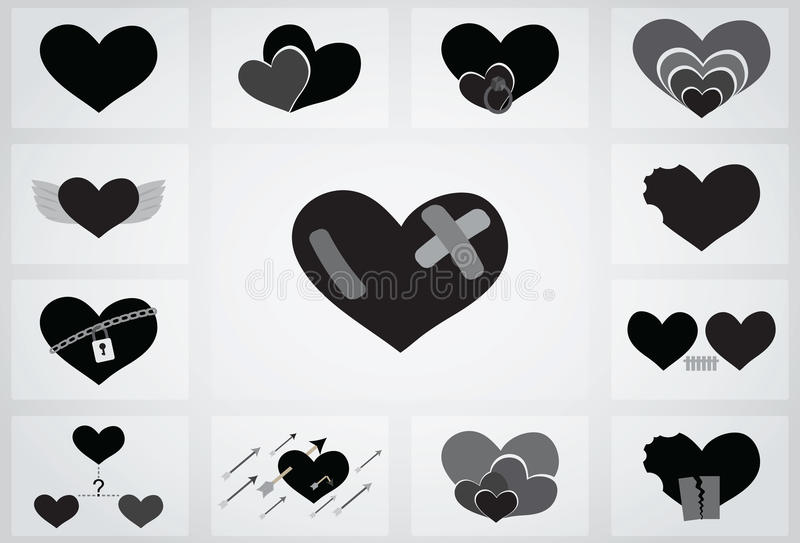 Download Love relationship icon stock vector. Image of family - 33121231