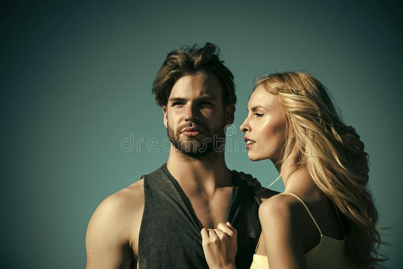 Love and romance. stock photo