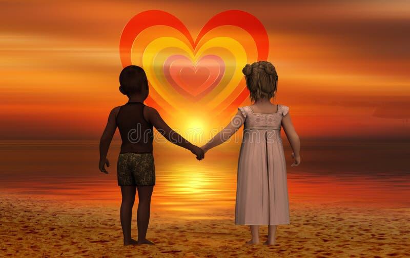 Love, Romance, Sky, Friendship royalty free stock photo