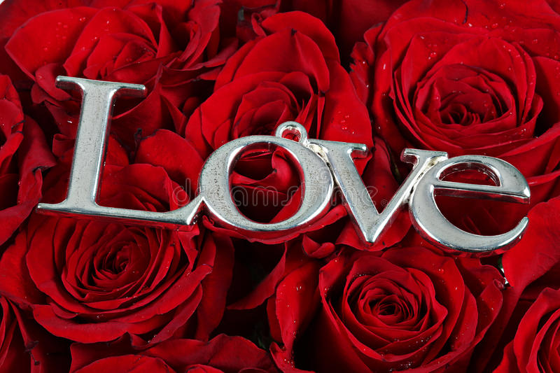 Download Love and roses stock image. Image of luxurious, symbolic - 13081333