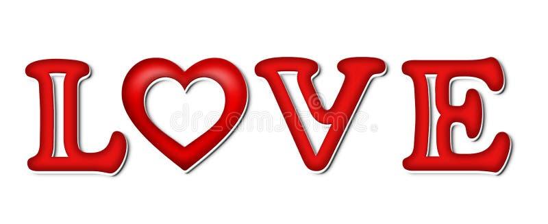 Download Love sign stock illustration. Illustration of love, romantic - 28556700
