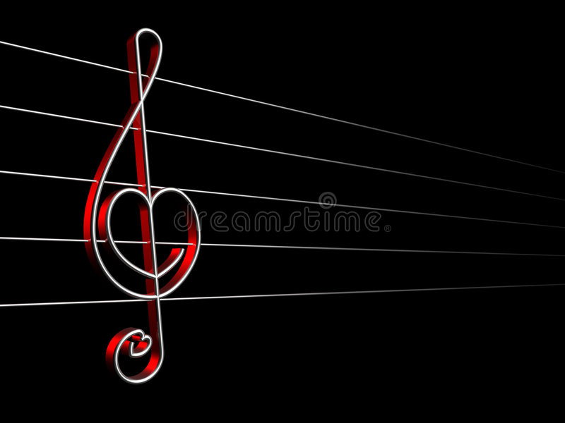 Download Love Song Royalty Free Stock Image - Image: 4336486