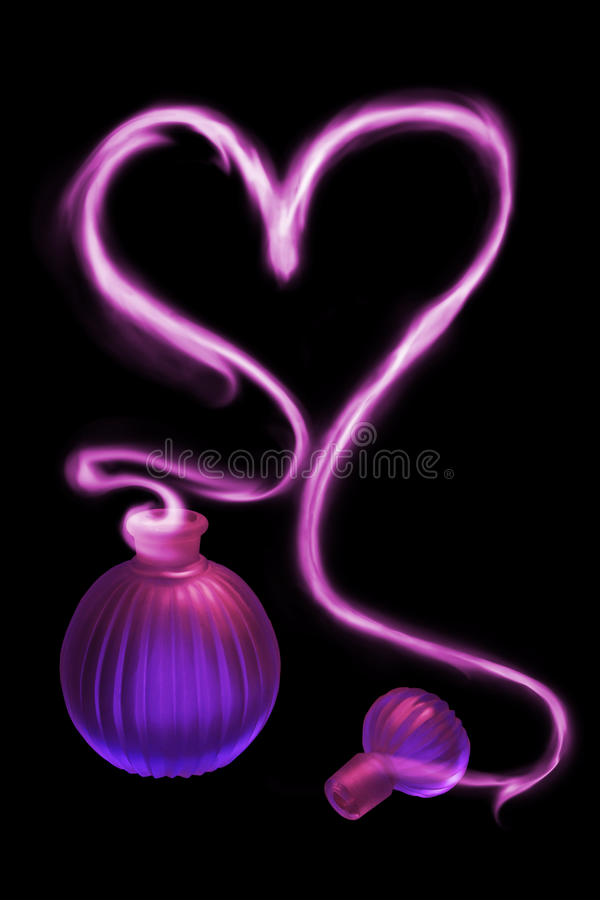 Love Spell Stock Images