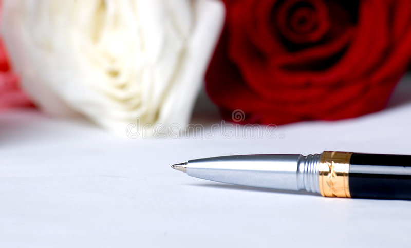 Love story royalty free stock image