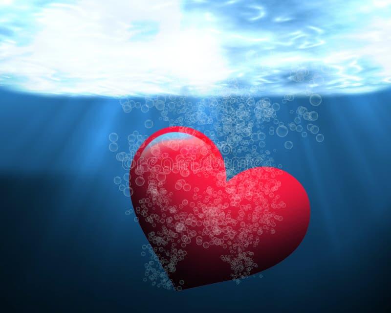 Love Story i walentynki obrazy stock