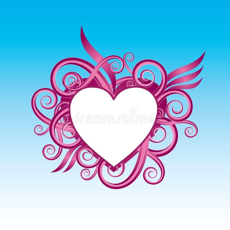 Download Love symbol design stock illustration. Image of spiral - 12841573