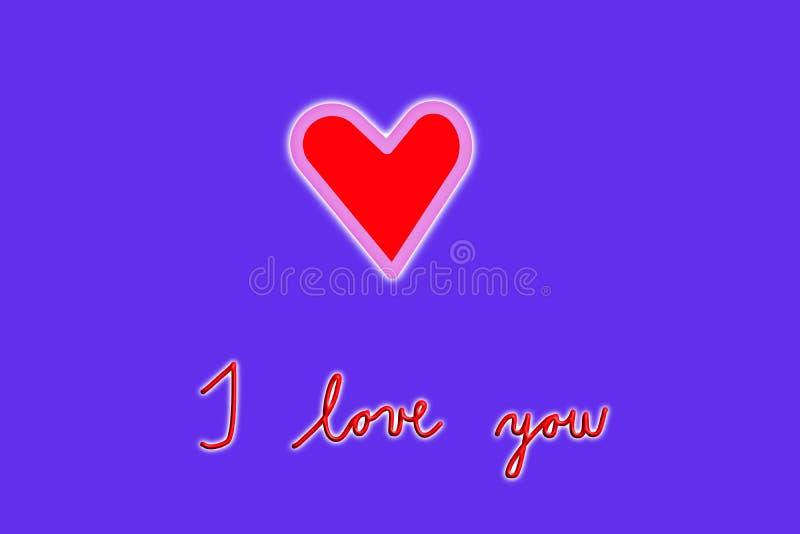 Love symbol. vector illustration