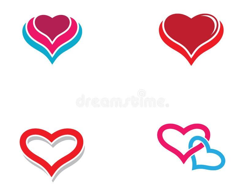 Love vector illustration design. Love logo template symbol icon illustration design, holiday, celebration, romance, romantic, angel, wing, help, human, vector stock illustration