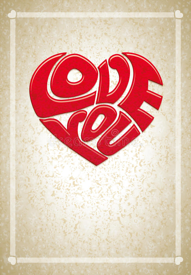 Download Love You Stock Image - Image: 28421321