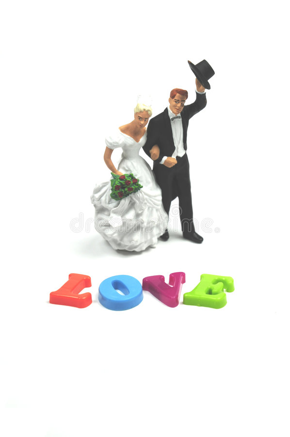 Love of your life royalty free stock photos