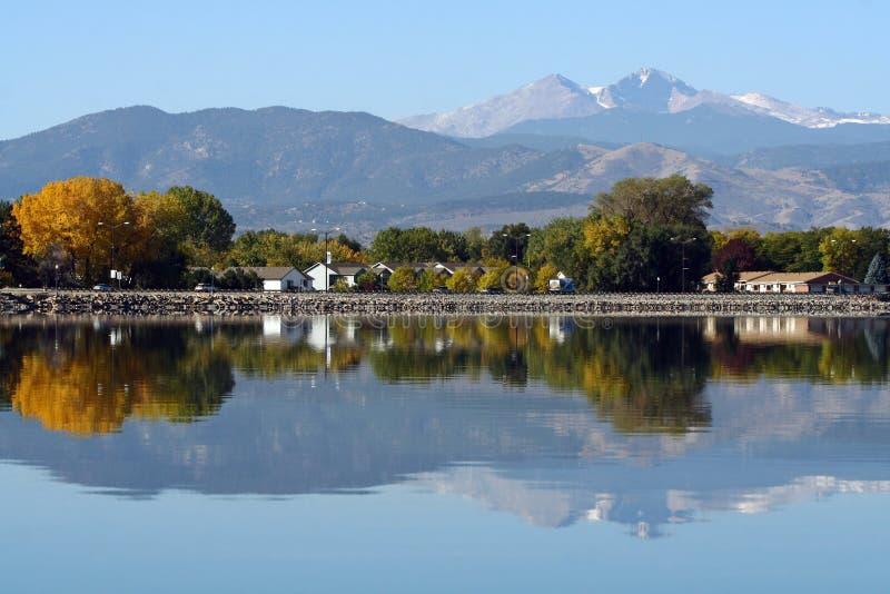 Loveland, Colorado fotografia stock libera da diritti