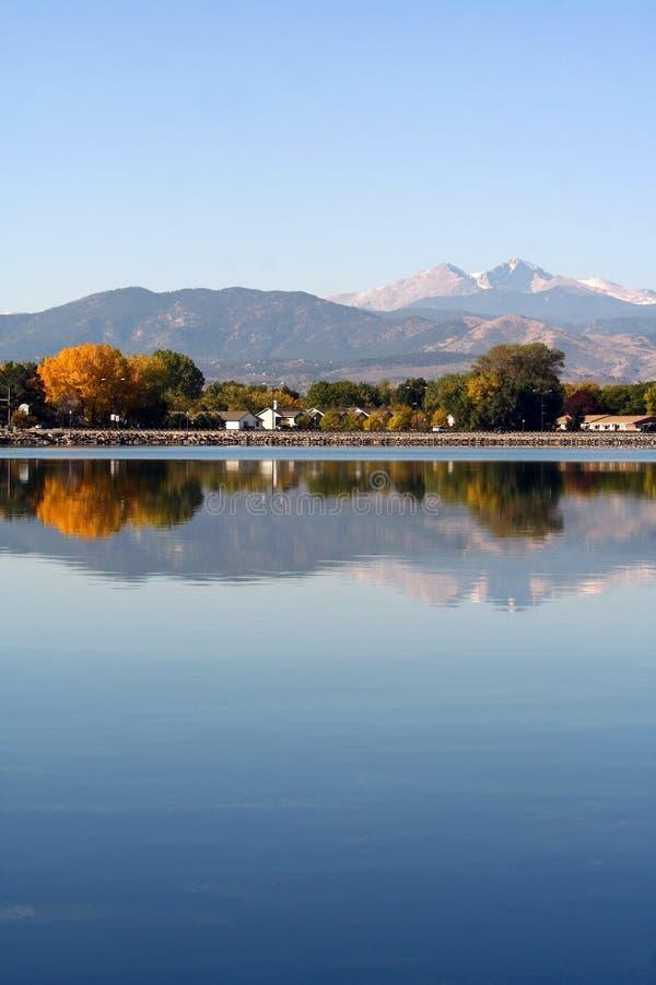 Loveland Colorado royaltyfria foton
