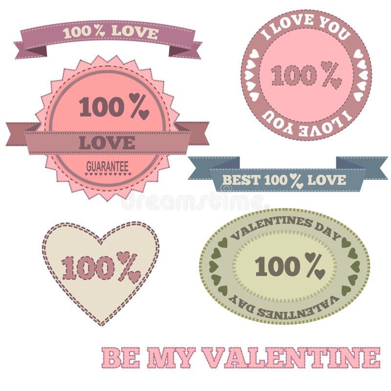 Lovelogo illustration de vecteur