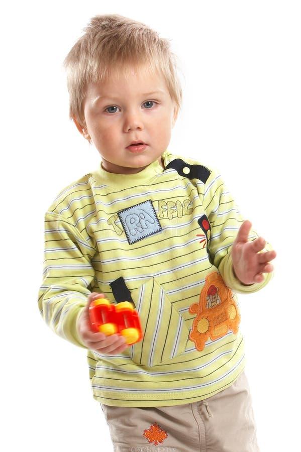 Lovely Baby Boy stock photography