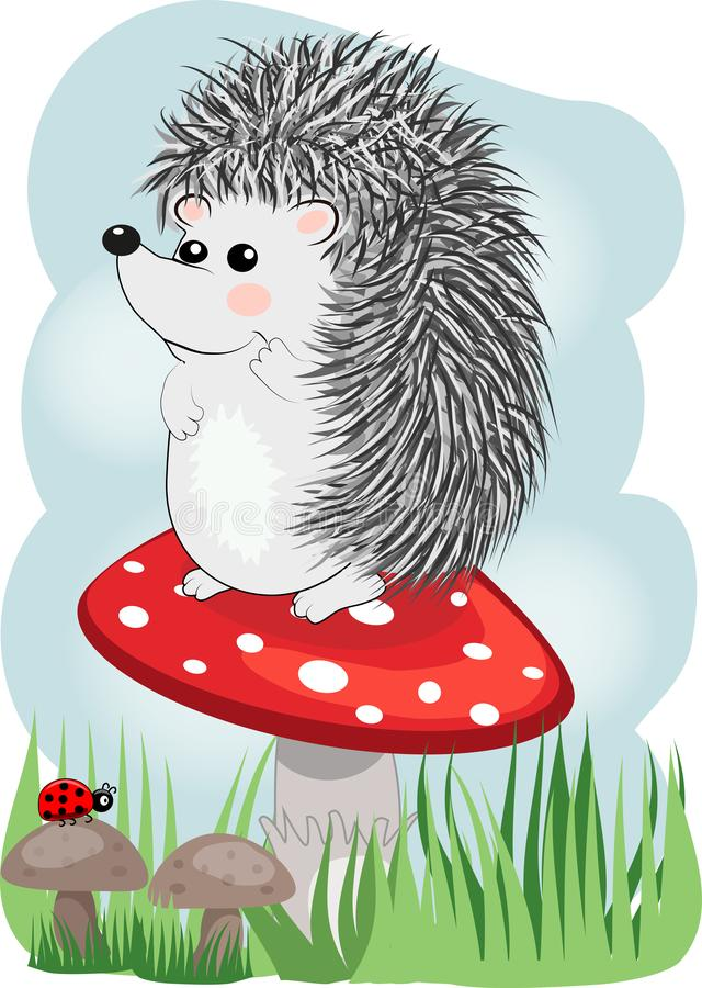 Cute Hedgehog Images, Stock Photos & Vectors | Shutterstock