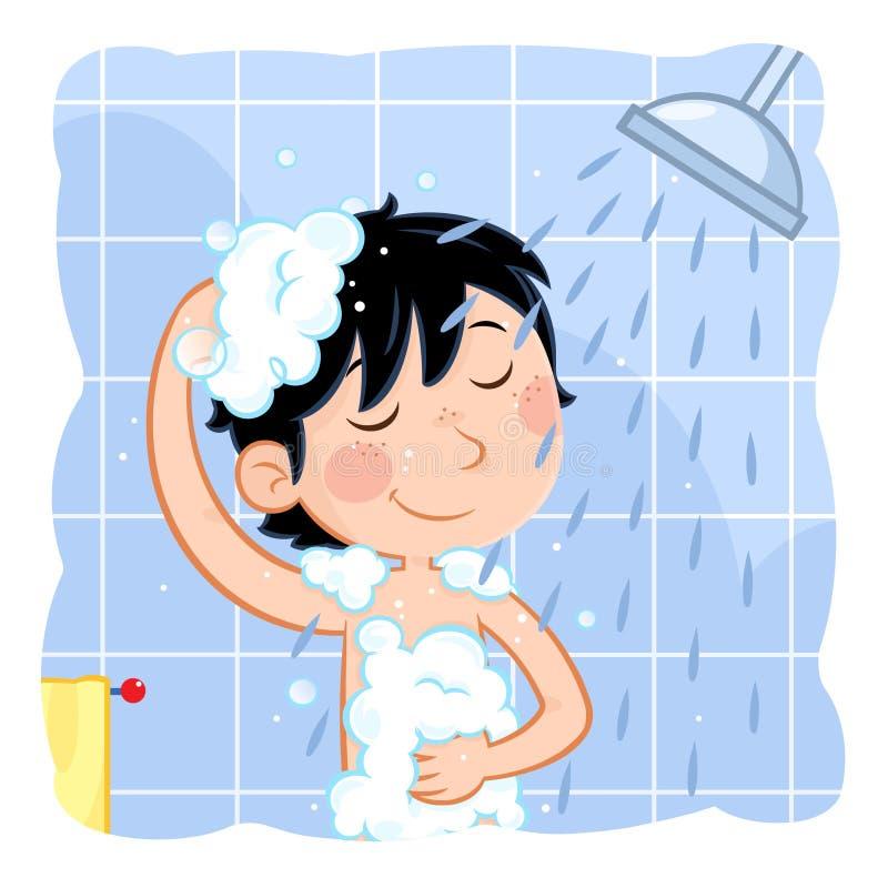 Taking Shower Cartoon Stock Illustrations 926 Taking Shower Cartoon Stock Illustrations Vectors Clipart Dreamstime