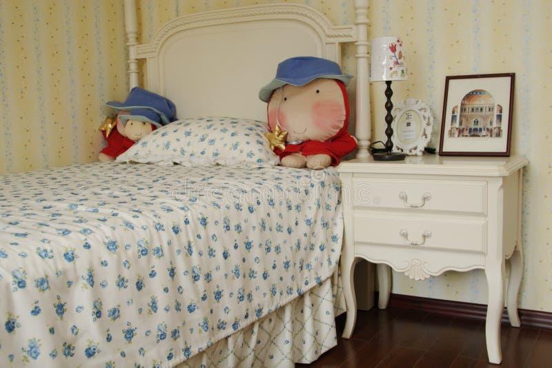 A lovely children room. Design stock image