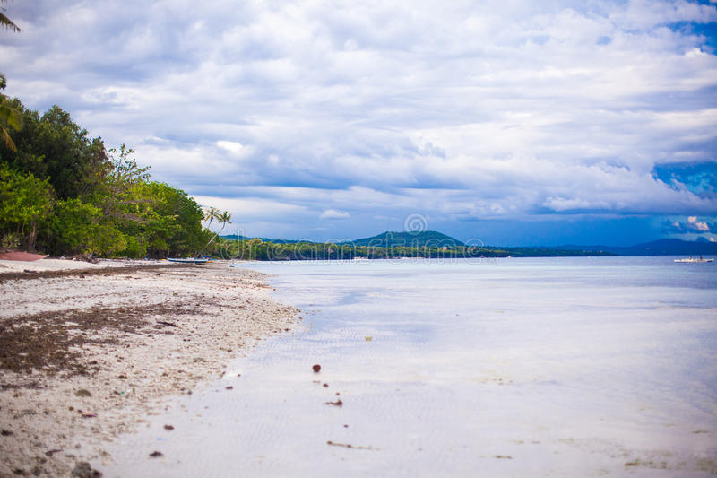 Download Lovely Clean Landscape On A Paradise Beach In The Stock Photo - Image: 32187540