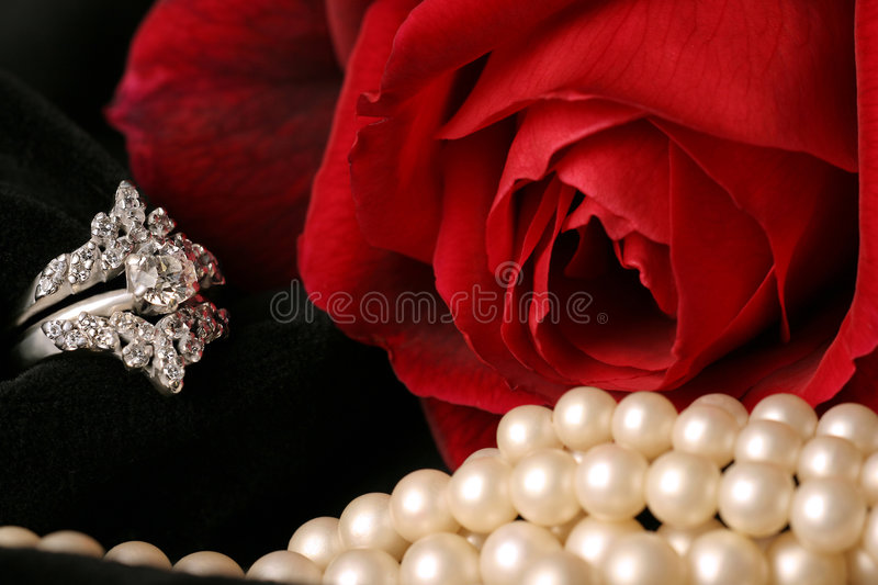 Lovely Essentials Royalty Free Stock Photo