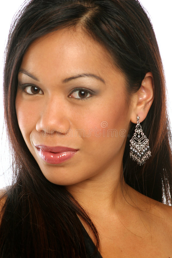 Download Lovely face stock image. Image of woman, lips, comfort - 275033