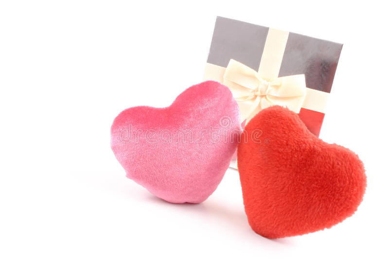 Lovely Gift Royalty Free Stock Photography