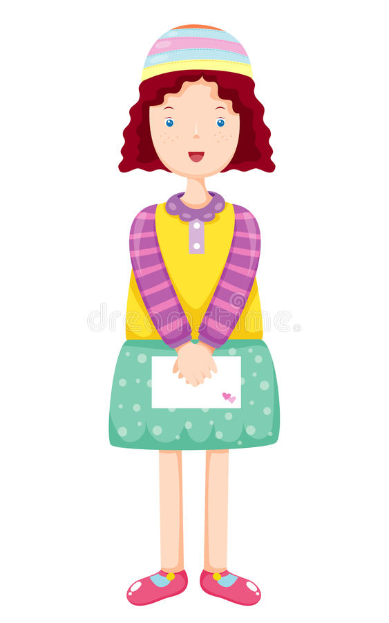 Download Lovely Girl Royalty Free Stock Image - Image: 26191056