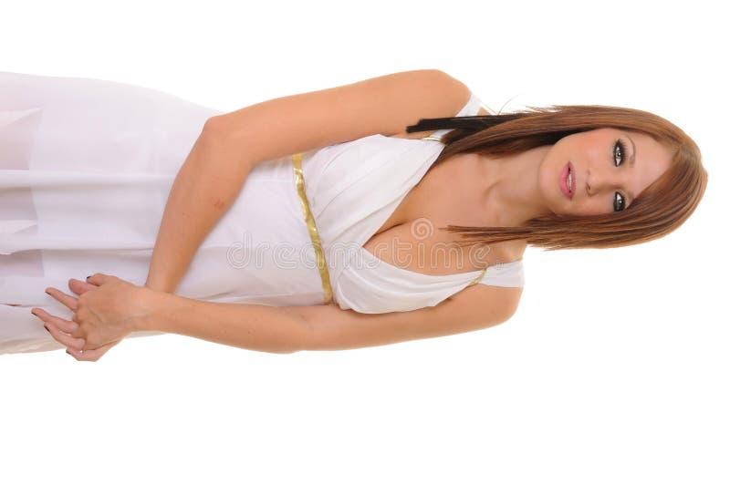Download Lovely Greek Goddess stock image. Image of face, female - 6121199