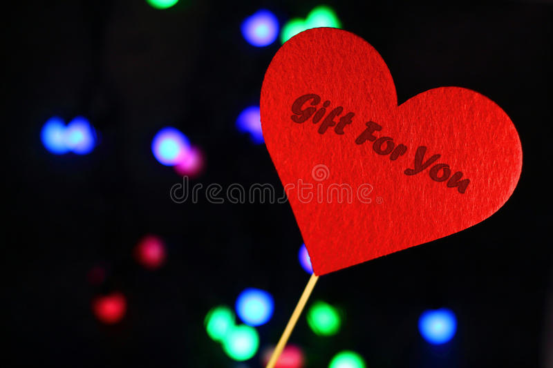 Lovely image for valentines day. royalty free stock photography