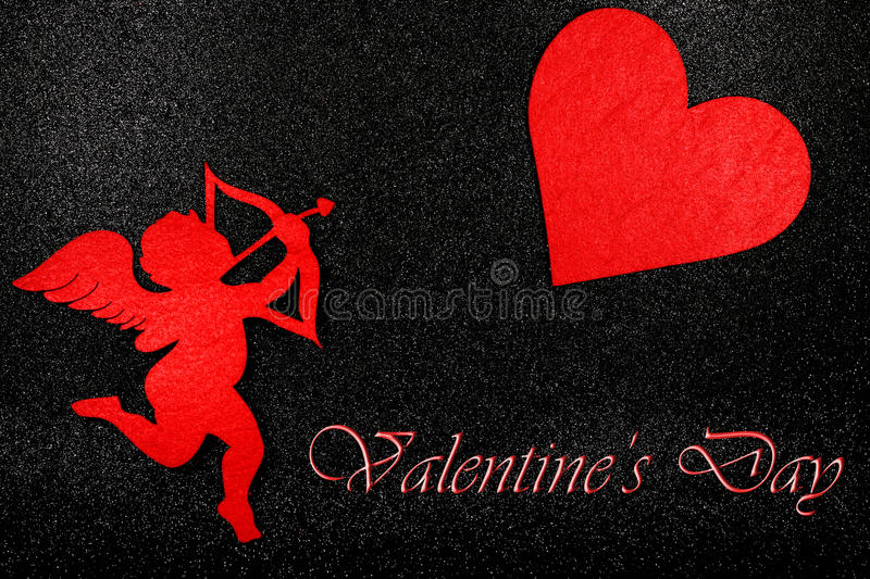 Lovely image for valentines day. royalty free stock photos