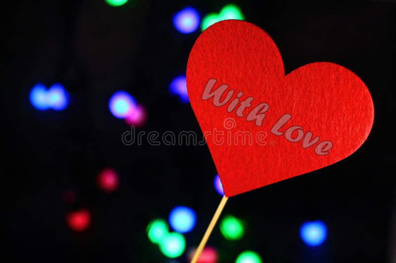 Lovely image for valentines day. royalty free stock images