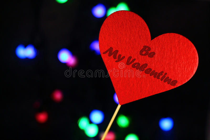 Lovely image for valentines day. stock photo