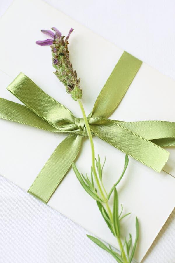 Download Lovely Lavender Letter Stock Photos - Image: 6052063