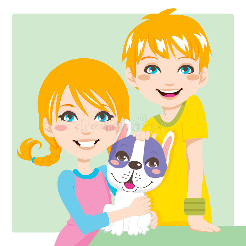 Family Under Umbrella Stock Vector. Illustration Of Happy
