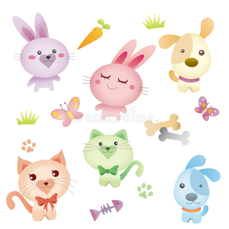 Download Lovely Pet Graphic Royalty Free Stock Photos - Image: 23365138
