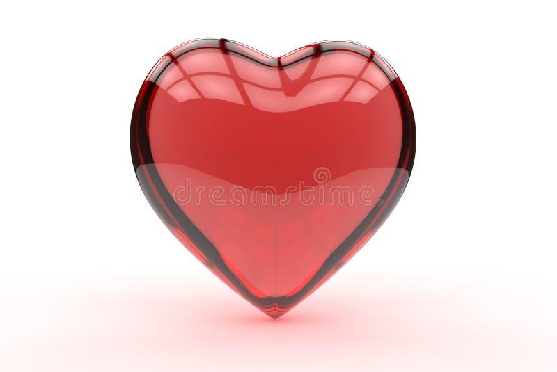 Lovely plump heart stock photo