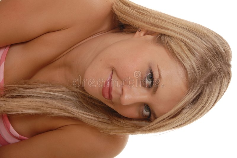 Lovely Portrait royalty free stock image