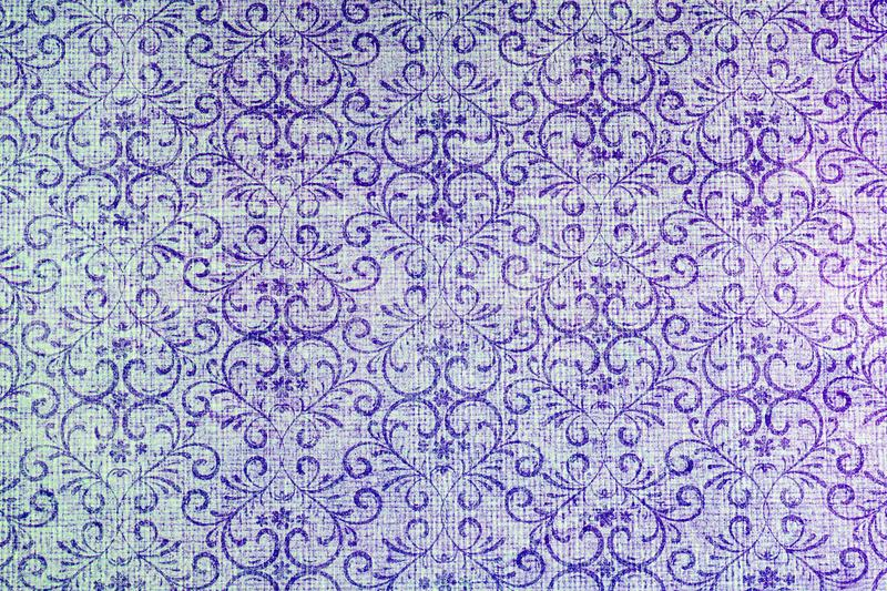 Classic damask patterned background. royalty free stock photos
