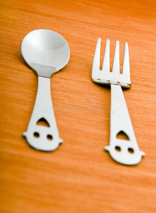Download Lovely tableware stock photo. Image of meal, lovely, iron - 12805416