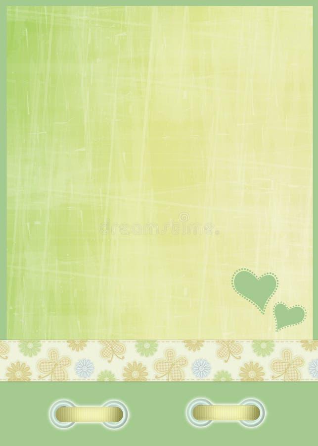 Download Lovely Texture stock illustration. Illustration of green - 19191083