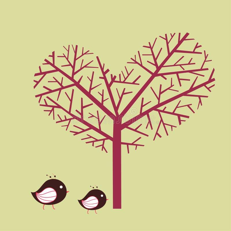Download Lovely tree design stock illustration. Illustration of graphic - 9014150