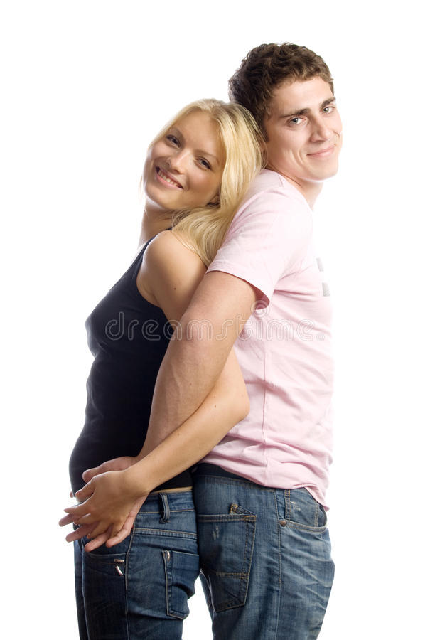 Free Lovers Royalty Free Stock Photography - 11775867