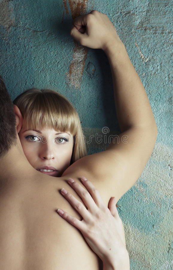 Download Lovers stock image. Image of back, male, family, seduction - 12380217