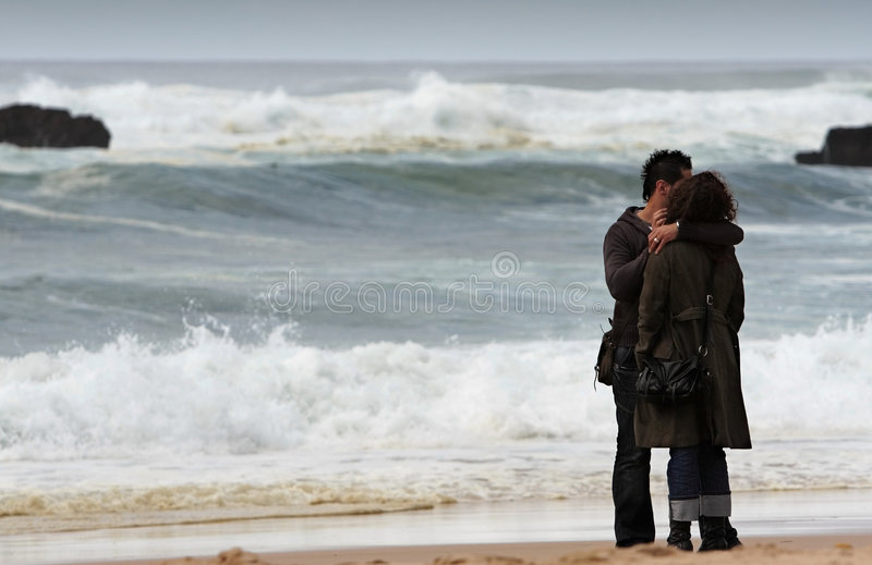 Lovers royalty free stock images