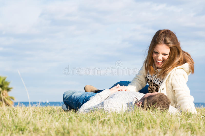Download Lovers stock photo. Image of valentine, couple, teenager - 35846984