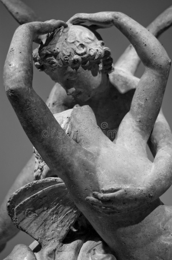 Free Lovers Statue Royalty Free Stock Image - 7074006